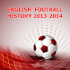 English Football 2013-2014 by DEXWELL TECHNOLOGY LLP