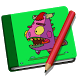 Monsters Coloring Pages by Clerks
