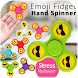 Emoji Fidget Hand Spinner: Stress Reliever by APPLICATIONS4U