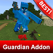 Guardian Addon for Minecraft MCPE by BestMapsAddons