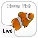 Clown Fish Live Keyboard Theme