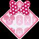 Mini Bowknot Theme&Emoji Keyboard by Music Emoji Keyboard Theme