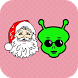 Christmas and Aliens by Buzzy Bee Games