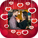 Valentine Day Photo Frames – Love Photo by Smart Tool Studio