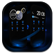 Next Launcher Theme MagicBlue by Apk Creative