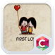 First Love Theme C Launcher by Baj Launcher Team
