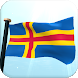 Åland Islands Flag 3D by I Like My Country - Flag