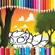 Coloring Chibi by neomas10