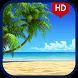 Tropical beach live wallpaper by livewallpaperjason