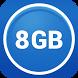 8 GB RAM Memory Booster by ThemesGeni