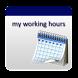 My Working Hours Free by Cabeza Yunke