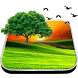 Beauteous Nature Livewallpaper by Android Themes & Live Wallpapers