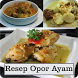 Resep Opor Ayam by khaina