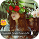 Flower Crown Photo Editor by Studio Photography