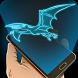 Hologram Dinosaur 3D Joke by Joke Apps And Games