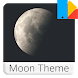Moon Xperia™ Theme by Twenty Two