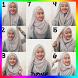 tutorial hijab lengkap 2018 by Wira Int