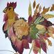 Поделки из осенних листьев by Михаил Ханцевич