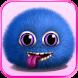 Fluffy Ball Live Wallpaper by iim mobile