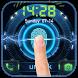 High-tech Fingerprint Lockscreen Prank by