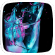 Blue Water Glass Theme by Heartful Theme