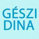 Gészi Dina by Tóth Attila