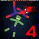 Stickman Warriors 4 Onling Mode Epic Fight by Stickman warrior game
