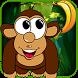 Jungle monkey run by Tchoko Apps