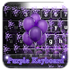 Purple Color Keyboard Designs by Pasa Best Apps