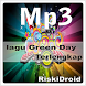 A collection of Green Day songs mp3 by riskidroid