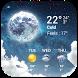 Temperature & Weather Forecast by Weather Widget Theme Dev Team