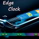 Edge Clock for Note & S6 Edge by Sun Studios