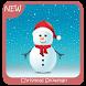 Christmas Snowman by Akais Studio