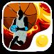 AmericanBasketball-Lemon Keyboard by PDK Theme Dev