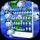 Cute bow panda pink lotus keyboard theme by Theme and keyboard design team