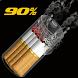 Cigarette Battery Widget by KidsFunGames