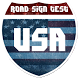USA Road Sign Test by Globe Otter