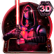 3D Tech Blood Warrior Theme by Android Themes & Live Wallpapers
