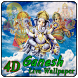 4D Ganesh Live Wallpaper by Amazing Night Riders