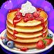 School Breakfast Pancake Food Maker by Kids Crazy Games Media