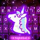 Galaxy Unicorn Keyboard Theme by Best KIKA Keyboard Theme - 2018 Android Design