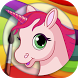 Unicorn Coloring Pages by Educa Kids
