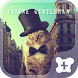 Cat Theme-Feline Gentleman- by +HOME by Ateam