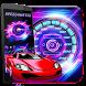 Vehicle Speedometer Keyboard by Echo Keyboard Theme