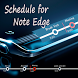Schedule for Note & S6 Edge by Sun Studios