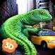Giant Lizard City Rampage Simulator by Virtual Animals World