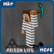 Map of Roblox Prison Life for MCPE by Funtik Games