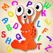 Learn letters English alphabet by GoodSoftTech