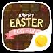EggHunt-Lemon Keyboard by PDK Theme Dev
