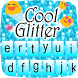 Cool Glitter Keyboard Theme by Echo Keyboard Theme